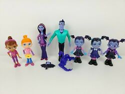 Vampirina Scare Play House Replacement Part Figures Dog Baby Mom Dad