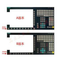 Membrane Film Foil With Keypad Button Circuit Board For 6fc5370-7aa00-0aa0 828d