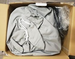 Boat Cover Classic Hurricane Fits 17ft To 19 Ft With Straps Open Box Free Ship