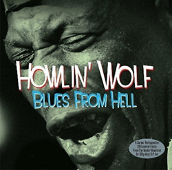 Howlin` Wolf-blues From Hell 2lp 180g Vinyl New
