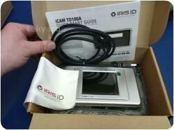 Irisid Icamtd100a Portable Iris Recognition And Face Capture System 276284