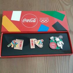 Coca Cola Winning Items Olympic Games Original Pinsetto 13 Novelty
