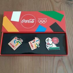 Coca Cola Winning Items Olympic Games Original Pinsetto 15 Novelty