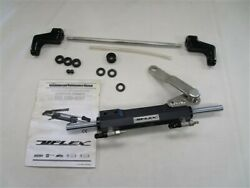 Uflex Uc1280bf-2p Front Mount Outboard Hydraulic Steering Cylinder Marine Boat