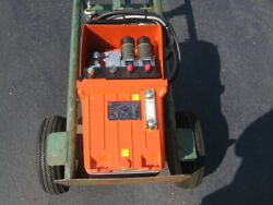 Swiftsure Roemheld Mfg. Co 7500 Psi Hydraulic Electric Power Unit