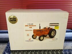 Allis Chalmers 185 1/16 Diecast Farm Tractor Replica Collectible By Scale Models