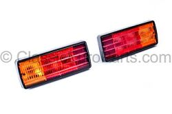 Amber Red Taillight Set For Mercedes G Class W461 W463 G200 G230 G250 G300 G500
