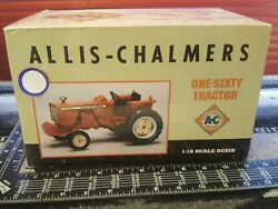 Allis Chalmers One -sixty 1/16 Resin Farm Tractor Replica By Speccast