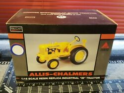 Allis Chalmers Ib 1/16 Diecast Industrial Tractor Replica By Speccast