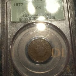 1877 1908-s 1909-s 1869/69 1870 1871 1872 Indian Head Cent Penny And Fe Collection