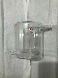 Ace Glass Jacketed Reaction Vessel Flat Bottom 250 Ml