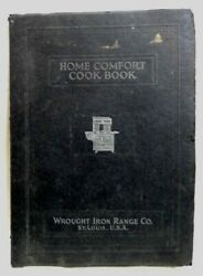 Antique Wrought Iron Range Catalog Cookbook St Louis Mo Canning Recipes Home
