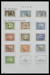 Lot 34323 Stamp Collection British Commonwealth George Vi 1937-1952.