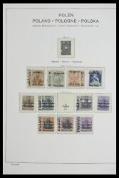 Lot 33523 Stamp Collection Poland 1918-1983.
