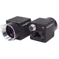 New In Box Point Gray Fl3-ge-50s5m-c Ccd Camera