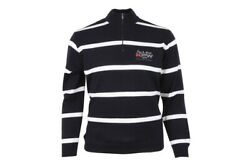 Paul And Shark Yachting Menand039s Sweater Jumper Pullover Troyer 2xl Cool Touch Kipawa
