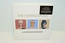 The Human League - A Very British Synthesizer Group 2016 Universal 3xcd+dvd Set