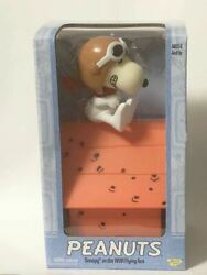 2500 Body Manufacturing Limited/ Vintage Flying Ace Antique Figure Snoopy