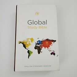 Esv Global Study Bible By Esv Bibles Hardcover
