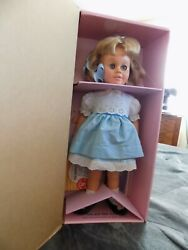 1998 Chatty Cathy Reproduction Doll 1st Edition Nrfb