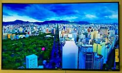 Sony Master Series 65 4k Smart Tv Hdr10 Hlg Uhd 120hz Hdmi Xbr-65z9f Used