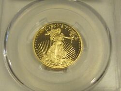 2016-w Gold 10 Eagle 30th Anniversary Pcgs Pr70dcam First Strike-pop Only 437