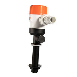 Boat Livewell Aerator Pump Stc Rotatable Base Easy Install Durable Premium