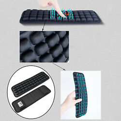 2x Shoulder Strap Pads Air Cushion Pad Curved for Messenger Laptop Bags $32.06