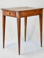 Small 18th Century Directoire Marquetry Side Table 17 X 22½