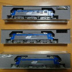 Kato 3034 Ef210 3 Cars Together Pantograph Lower Frame Crossing Type
