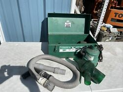 Greenlee 591 590 Mighty Mouser Portable Fish Tape Blower Systems