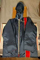 Americas Cup - Vintage 70and039s Uscg Flotation Jacket Coat - X-small - Free Ship