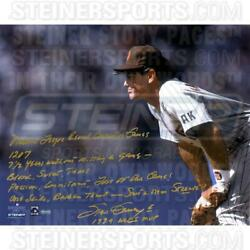 Steve Garvey Sd Padres Stands Ready 16x20 Story Photo And 1984 Nlcs Mvp Insc