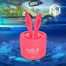 Diax Sexy Shower 90g Rabbit Ears Can Style Deodorizer Air Freshener Car/indoor