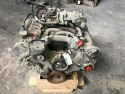Motor Engine 4.6l Vin W 8th Digit Gasoline Fits 07-08 Lincoln And Town Car 186245