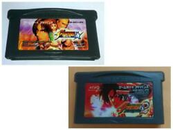 The King Of Fighters Ex And Ex2 Set Nintendo Gameboy Advance Software Only