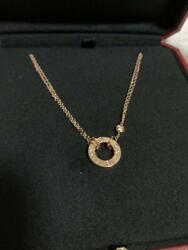 Love Necklace From Japan Fedex No.2766