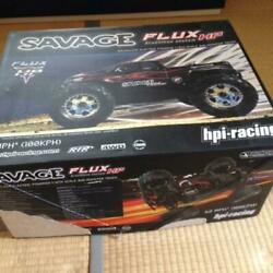 Hpi Savage Flux Hp Factory Finished Product New Unopened Shipping Included