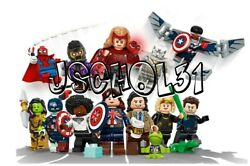 Lego 71031 Marvel Collectible Minifigures - Cmf Series - You Choose Your Fig