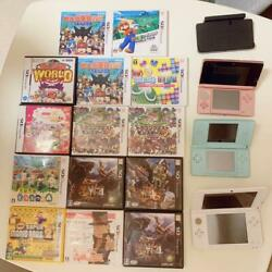 3ds Ll.3ds.ds Light. Main Unit 3 Units Software 15 Pieces Sold In Bulk Shippin