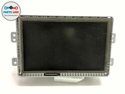 2016 Range Rover L405 Dash Display Gps Navigation Info Touch Screen Monitor Unit