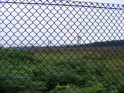 Photo 12x8 Runway Approach Lights At Woodbridge Airfield Taken From The Ro C2011
