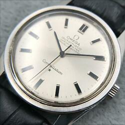 Omega Constellation Chronometer Ss Cal.712 From Japan Fedex No.1067