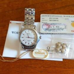 Omega Si Master Watches From Japan Fedex No.1348