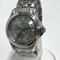 Omega Seamaster 2501.31 Automatic Winding Watch From Japan Fedex No.1845