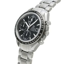 Omega Speedmaster Date 3210.50 Previously Owned Free Shipping No.2230