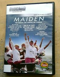 Maiden Dvd Sony Picture Classics 2019 Documentary Whitbread Race Tracy Edwards