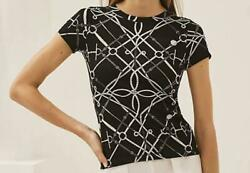 Hermes 2021ss Micro Print Tshirt The Perfect Course From Japan Fedex No.7092