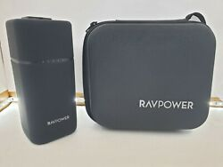 Ravpower Pd Pioneer 20000 Mah 80w Power Bank And Laptop Charger Rp-pb054 - Used
