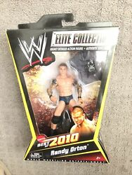 Wwe Elite Collection Best Of 2010 Randy Orton. New In Box, Great Condition.